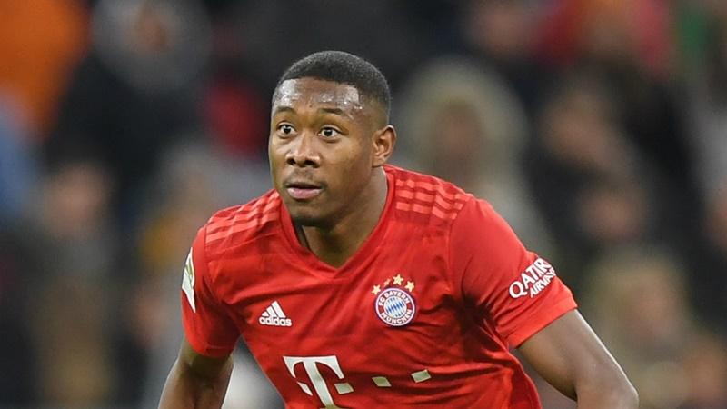David Alaba torn over future - Bóng Đá