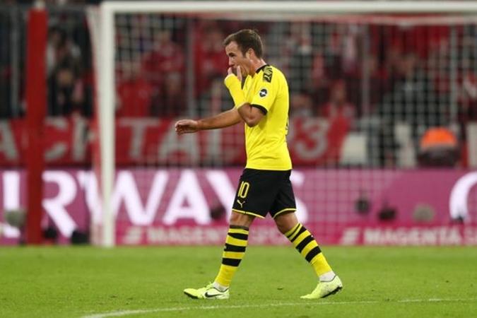 Germany World Cup winner Mario Gotze advised to join Everton or West Ham - Bóng Đá