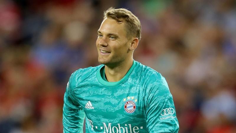 Bayern Munich and Neuer three years apart on extension - Bóng Đá