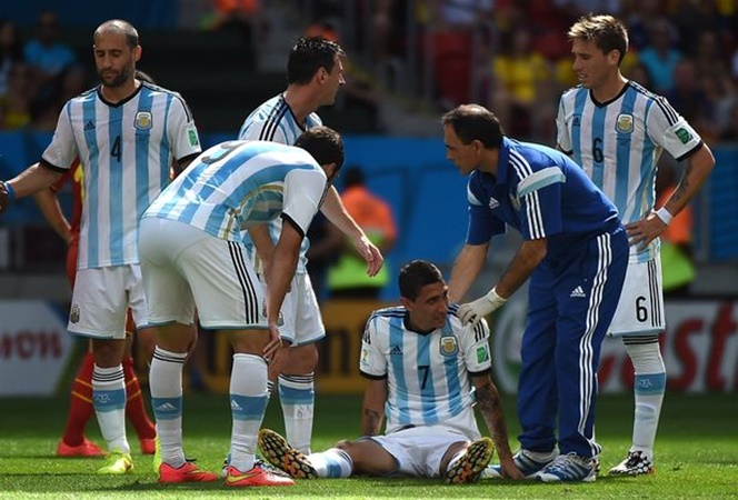 Angel Di Maria claims Real Madrid tried to prevent him playing in World Cup Final - Bóng Đá