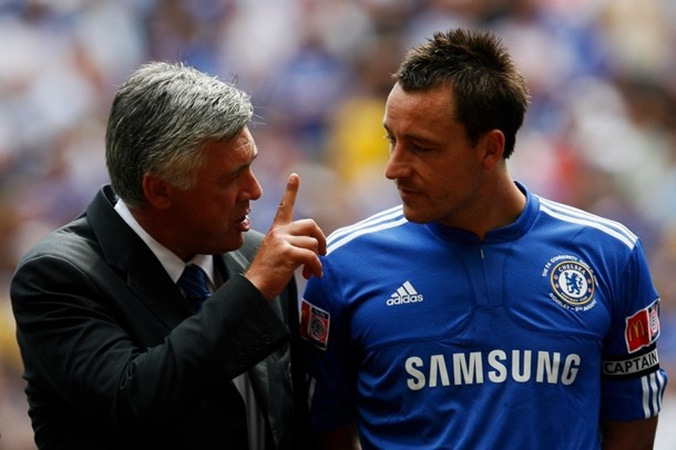 Carlo Ancelotti names XI of some of the greatest players he's managed - Bóng Đá