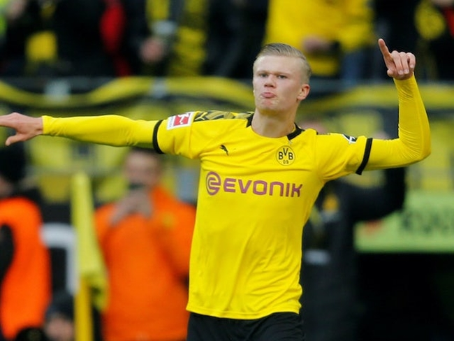 Erling Haaland will 'definitely' be staying at Dortmund - Bóng Đá