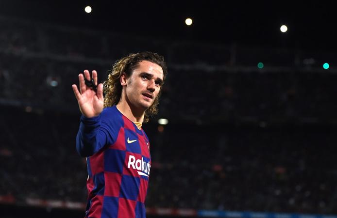 Griezmann does not want to leave Barcelona - Bóng Đá