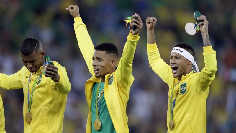 Brazil great Rivaldo tips Gabriel Jesus to follow in Neymar's footsteps - Bóng Đá