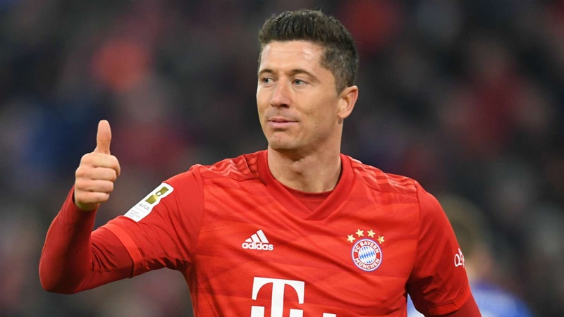 Lewandowski is the best striker in the world - Gundogan - Bóng Đá