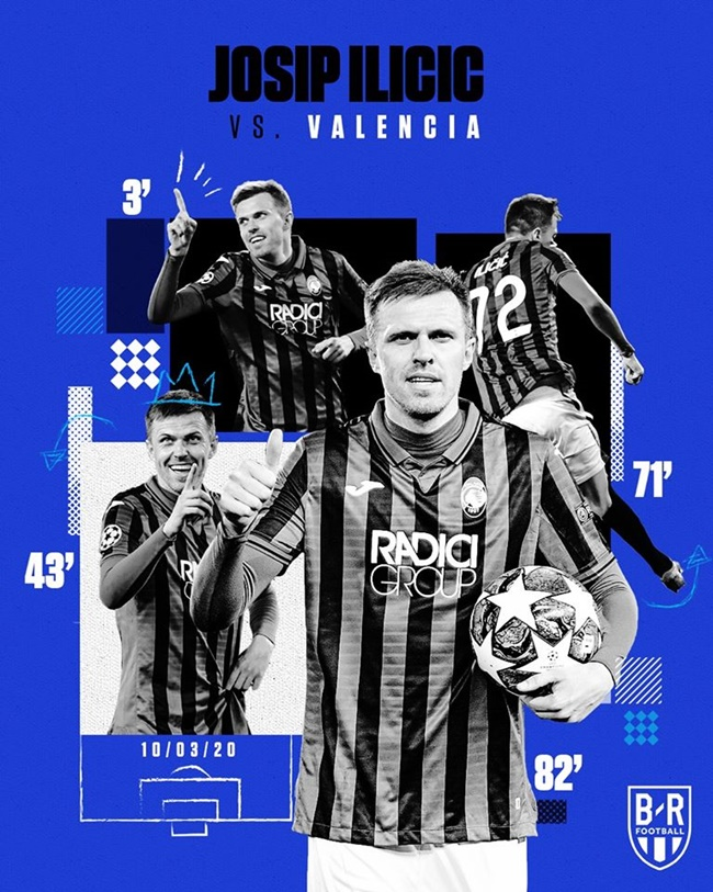 Some of football's most iconic four-goal hauls - Bóng Đá