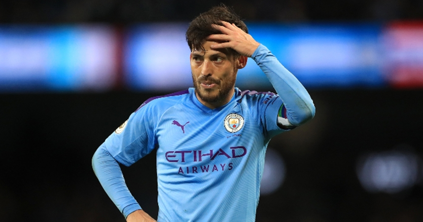 """LEGEND"", ""SIMPLY THE BEST"" – Man City fans on Silva - Bóng Đá"