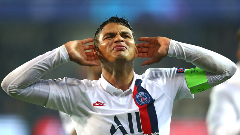 'Everything is possible' - Thiago Silva could return to Milan from PSG, suggests agent - Bóng Đá