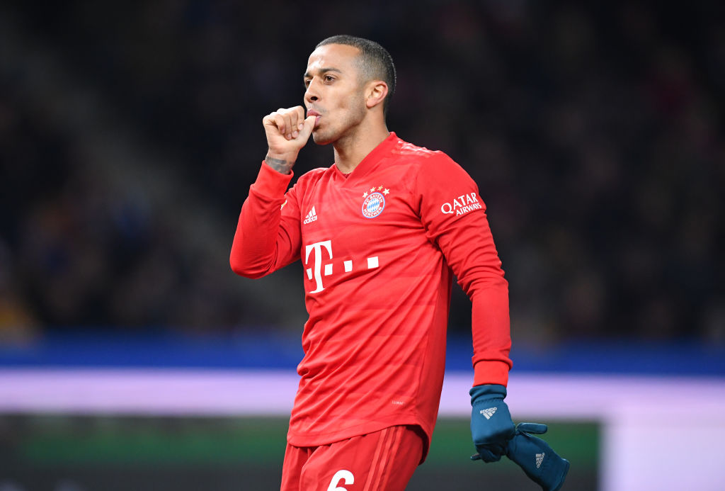 Thiago is looking likely to extend his contract at FC Bayern. A return to Barcelona is impossible. - Bóng Đá