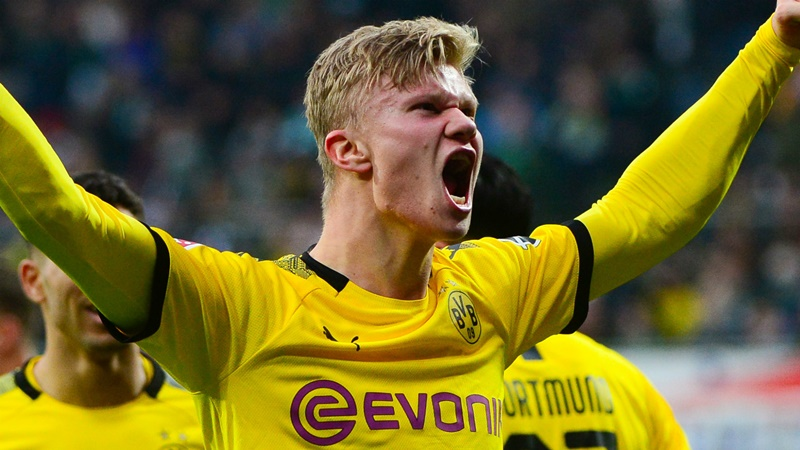 Borussia Dortmund: BILD refute Erling Haaland exit claims - Bóng Đá