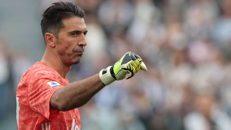 'Juventus will have to stop Buffon playing until 50' – Cannavaro and Totti  - Bóng Đá