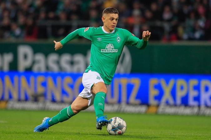 Milot Rashica set to join RB Leipzig from Werder Bremen - Bóng Đá