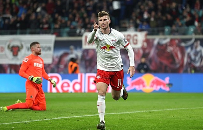 Timo Werner is 'having English lessons' and 'excited about playing in the Premier League' - Bóng Đá