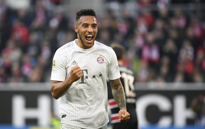 Inter are interested in Corentin Tolisso - Bóng Đá