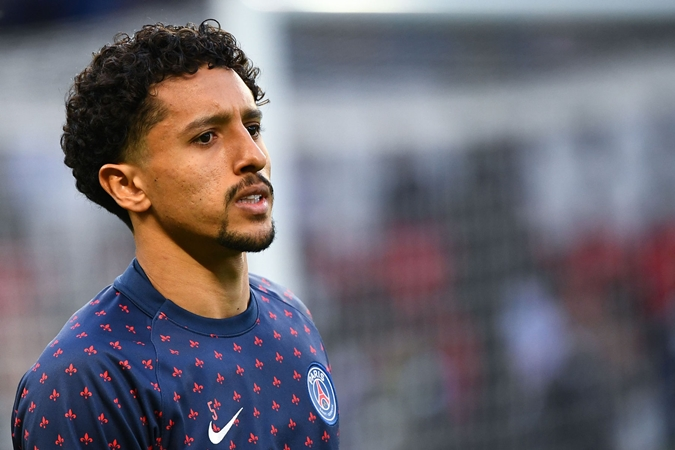 Marquinhos 'Is the Future Captain of PSG' Claims French Journalist - Bóng Đá