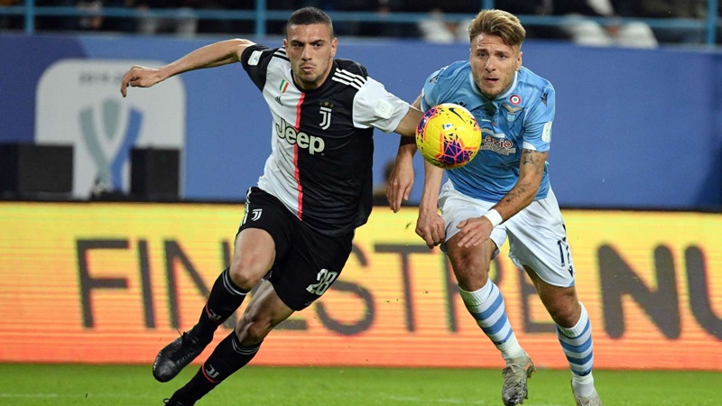 Lazio owner Lotito would accept one-off match with Juventus to decide Serie A title - Bóng Đá