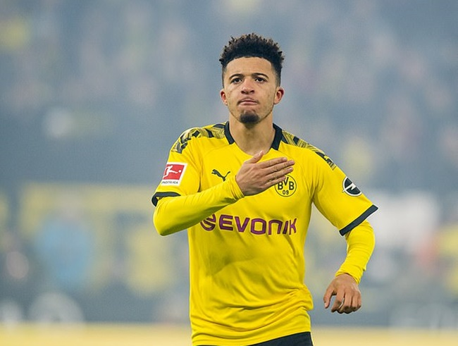 'We are lucky to have him here': Erling Haaland heaps praise on 'fantastic' Borussia Dortmund team-mate Jadon Sancho - Bóng Đá