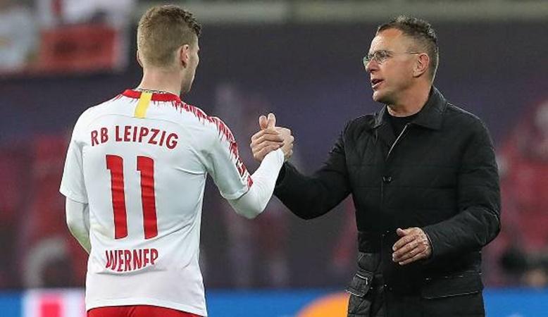 Ralf Rangnick advises Timo Werner to stay at RB Leipzig - Bóng Đá
