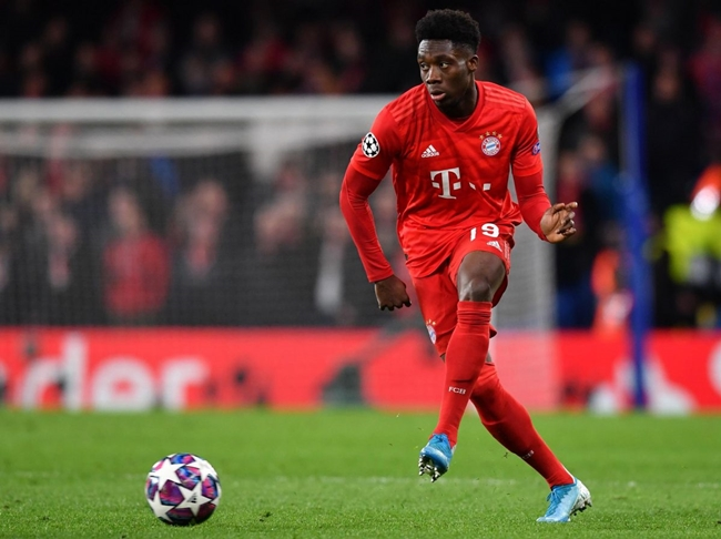 Paul Stalteri admits he had his doubts about Alphonso Davies' move to Bayern - Bóng Đá