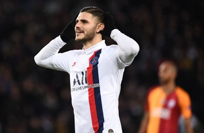 Inter Open To PSG Request To Lowering €70M Price Tag On Mauro Icardi - Bóng Đá