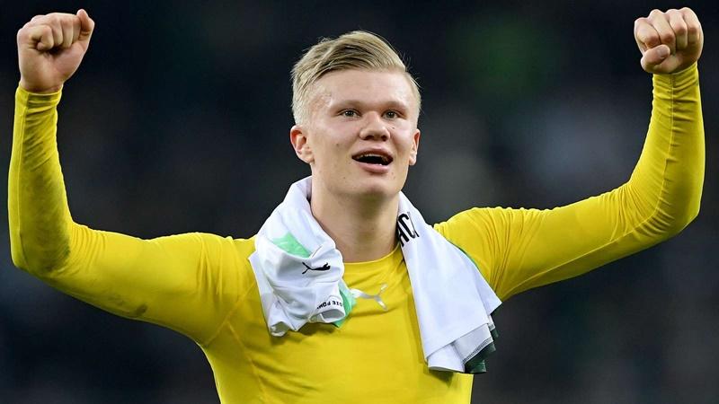 'I think about doing my job' - Dortmund star Haaland ignoring Real Madrid rumours - Bóng Đá