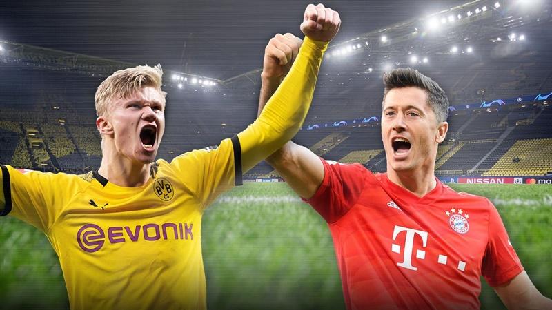 Lewandowski urges Haaland to stay in Bundesliga - Bóng Đá