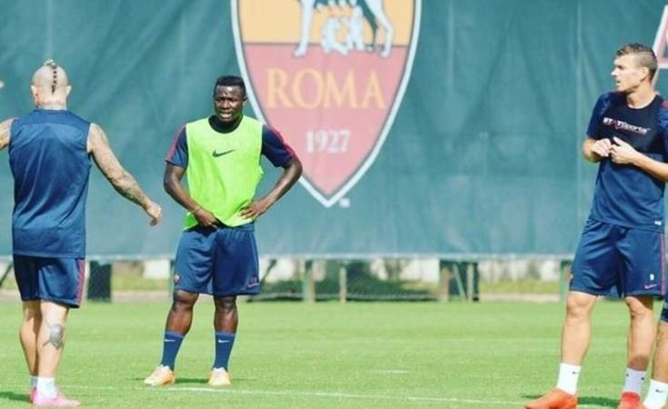 Ex-Roma ace Joseph Bouasse Perfection dies aged 21 after suffering heart attack - Bóng Đá
