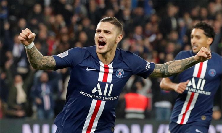 Inter striker Icardi's €60m PSG move edging closer  - Bóng Đá