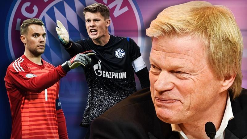 Kahn on whether Alex Nübel could be loaned out - Bóng Đá