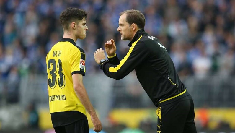 Weigl wanted to leave for PSG in 2019 - Bóng Đá