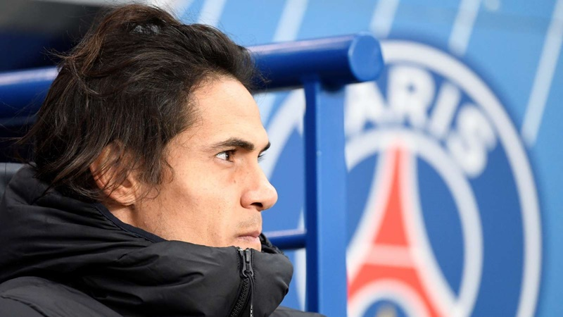 PSG letting Cavani go would be a very big mistake - Anelka - Bóng Đá