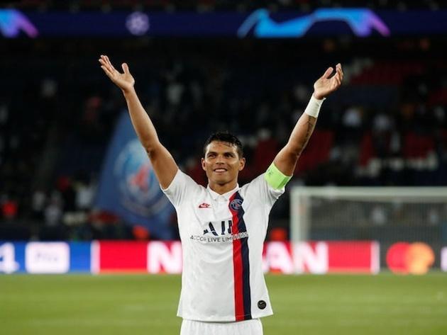 Arsenal one of five clubs considering Thiago Silva? - Bóng Đá