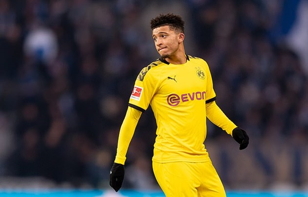 Borussia Dortmund director Michael Zorc admits Sancho's off-pitch discretion are 'not easy' to deal with - Bóng Đá