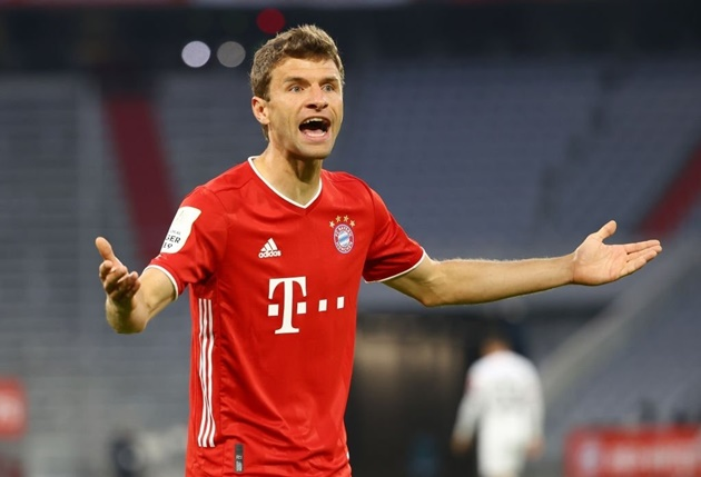 Thomas Müller has won 47 games in the DFB-Pokal for FC Bayern - Bóng Đá