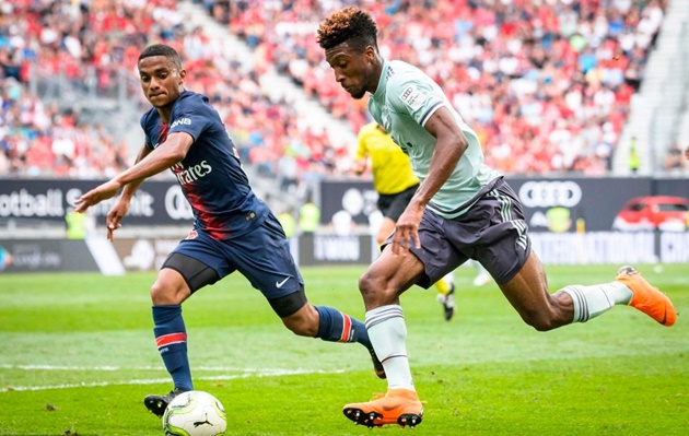 'He's Too Fast' – PSG Defender Names Bayern Munich Winger as the Hardest Player to Defend - Bóng Đá