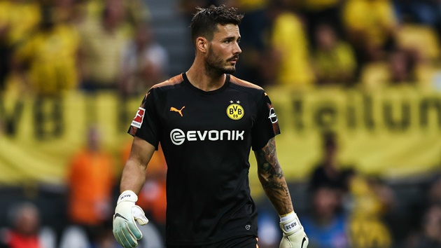 Roman Bürki and Borussia Dortmund confirm contract extension - Bóng Đá