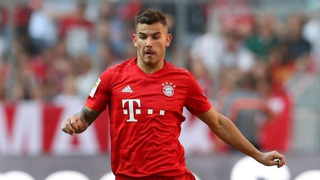 Hernandez is dynamic despite his 'tactical deficits', says Bayern coach Flick - Bóng Đá