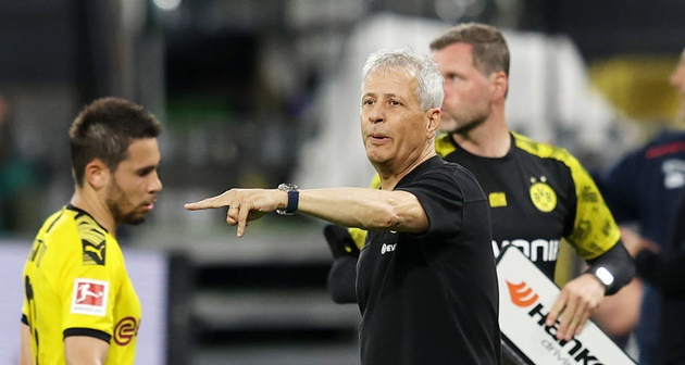 Favre criticises his team - Bóng Đá