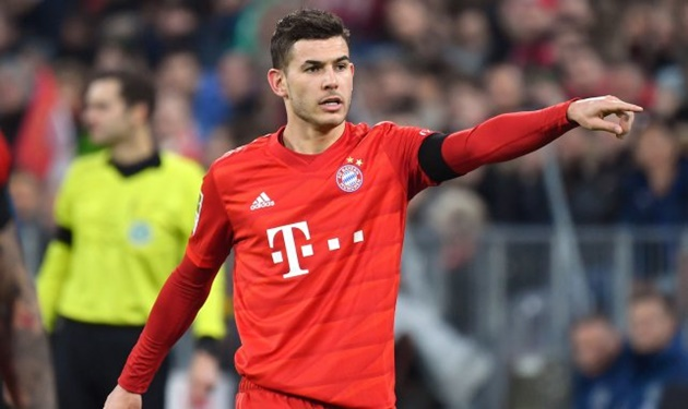 Negotiations between the representatives of Lucas Hernández, Bayern and PSG have started - Bóng Đá