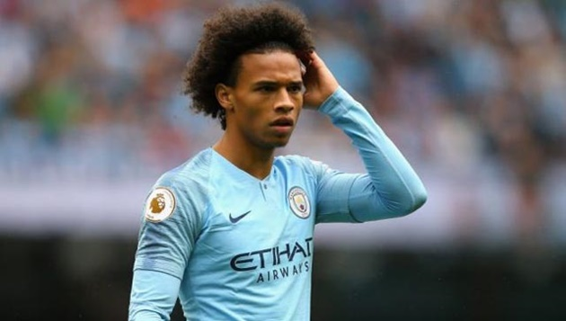 Bayern are ready to pay €40m for Leroy Sané, while for City - Bóng Đá