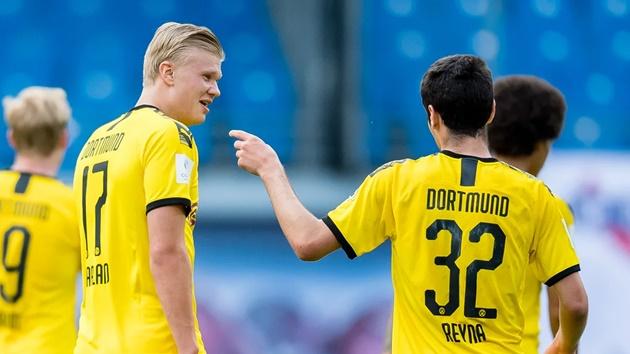 Không Sancho không vấn đề, tương lai của Dortmund thuộc về