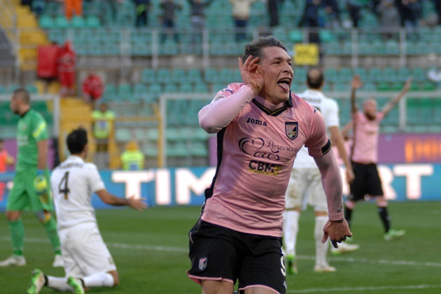A seriously talented combined XI of players the old Palermo gave football - Bóng Đá