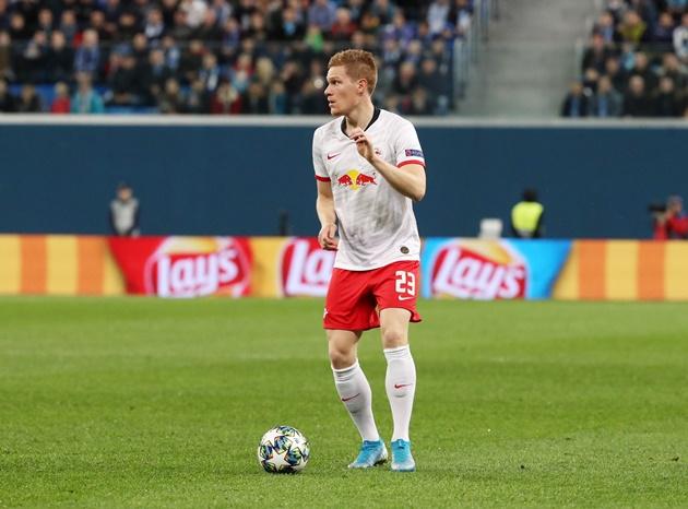 Sancho, Werner and Lewandowski make Bundesliga 2019/20 best XI - Bóng Đá