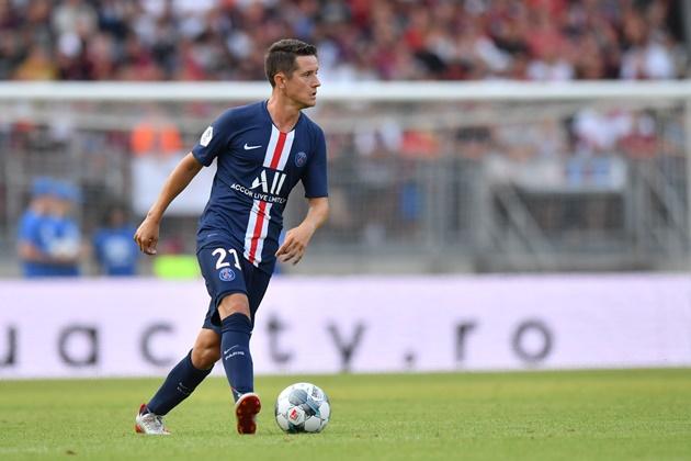 PSG Looking to Sell Midfielder to Fund Milinković-Savić Transfer - Bóng Đá