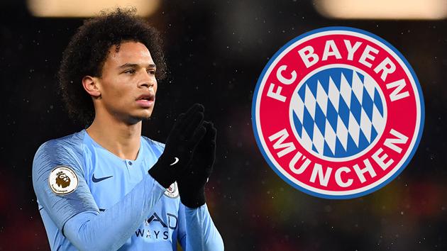 Sane is expected to undergo his FC Bayern medical on Thursday or Friday. - Bóng Đá