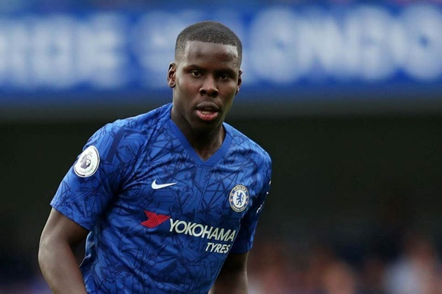 PSG offered opportunity to sign Kurt Zouma - Bóng Đá