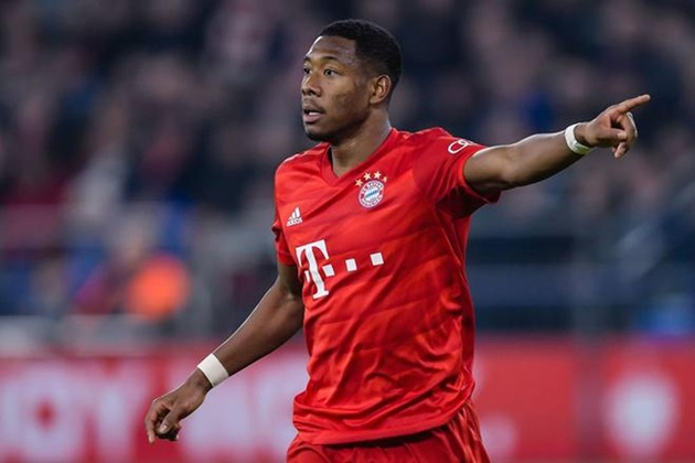 David Alaba wants to earn just under €20m/yr - Bóng Đá