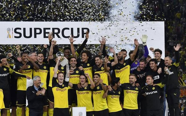 The 2020 DFL Super Cup between FC Bayern and Borussia Dortmund will take place on Wednesday - Bóng Đá