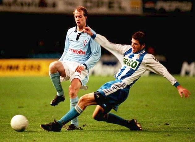 Forgotten Celta Vigo players, from 'Zorro' to Guardiola's escape artist - Bóng Đá