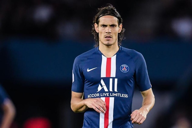 Cavani's Wage Demands Are Too Expensive for Serie A Clubs - Bóng Đá